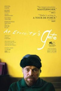 Póster At Eternity's Gate