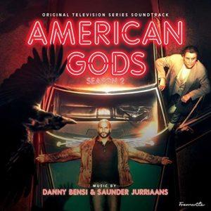 Carátula BSO American Gods: Season 2 - Danny BensiySaunder Jurriaans