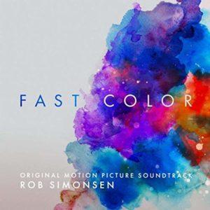 Carátula BSO Fast Color - Rob Simonsen