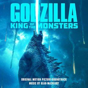 Carátula BSO Godzilla: King of the Monsters - Bear McCreary