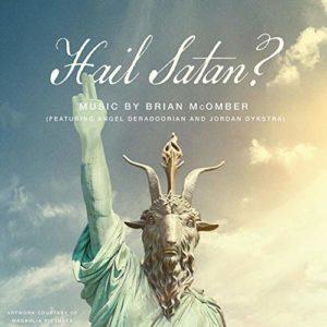 Carátula BSO Hail Satan? - Brian McOmber