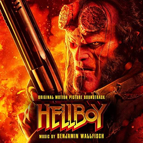 Sony Classical edita la banda sonora Hellboy