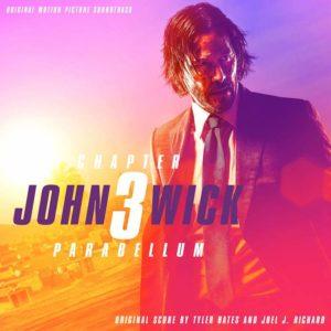 Carátula BSO John Wick 3: Parabellum - Tyler Batesy Joel J. Richard