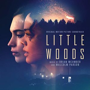 Carátula BSO Little Woods - Brian McOmber y Malcolm Parson