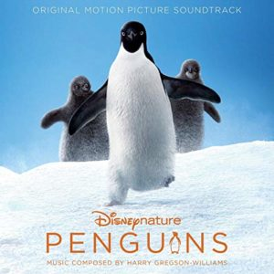 Carátula BSO Penguins - Harry Gregson-Williams