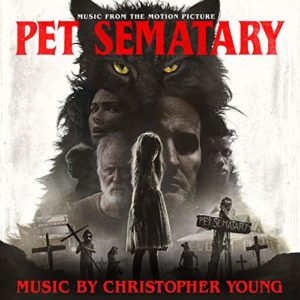 Carátula BSO Pet Sematary - Christopher Young