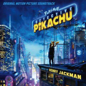 Carátula BSO Pokémon Detective Pikachu - Henry Jackman.