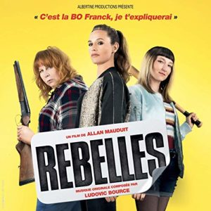Carátula BSO Rebelles - Ludovic Bource