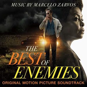 Carátula BSO The Best of Enemies - Marcelo Zarvos