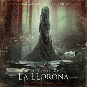 Carátula BSO The Curse Of La Llorona - Joseph Bishara