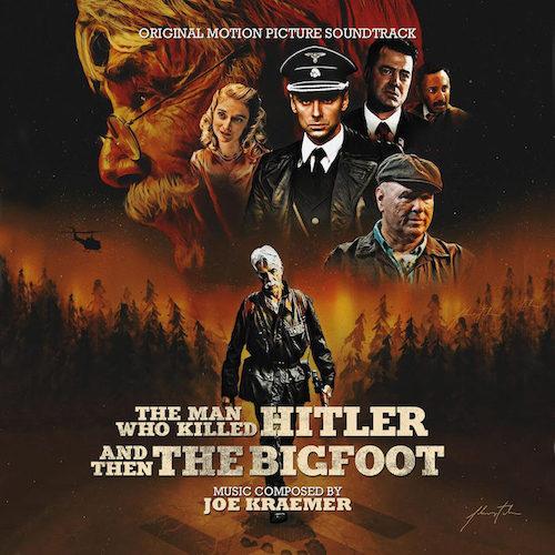 La-La Land Records edita The Man Who Killed Hitler and then The Bigfoot