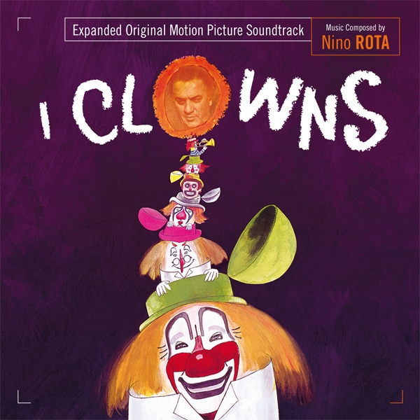 I Clowns: Nino Rota en Music Box Records