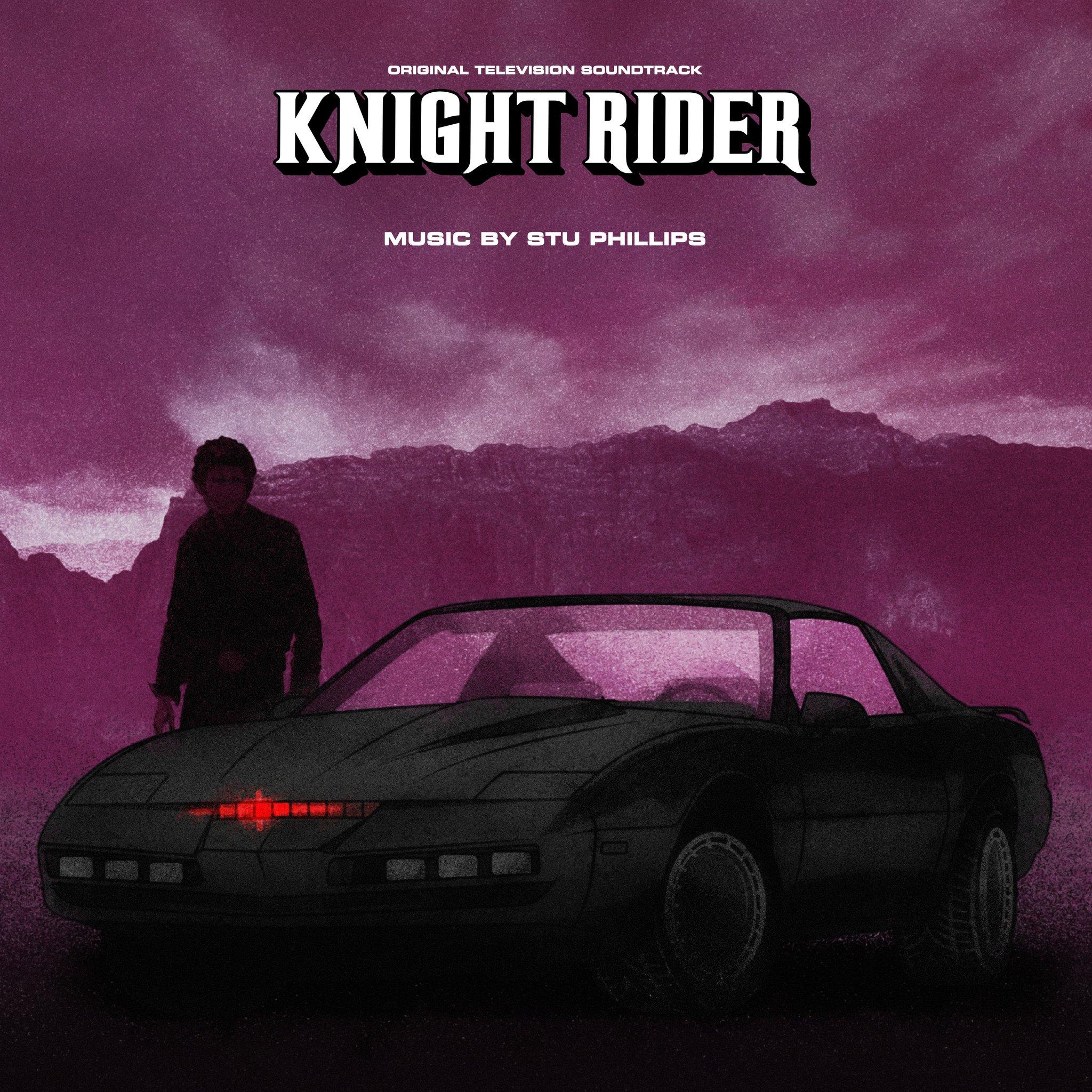 Knight Rider y Stu Phillips en Varèse Sarabande
