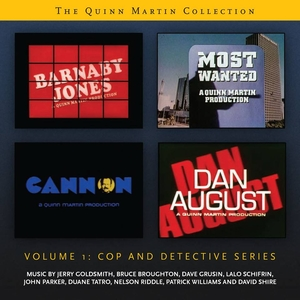 The Quinn Martin Collection Vol.1 : Goldsmith y Cia. en La-La Land