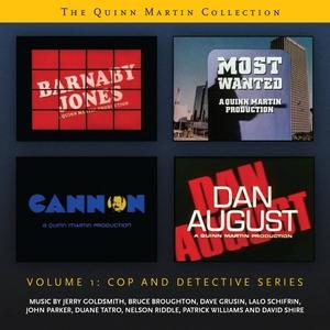 The Quinn Martin Collection Vol.1 : Goldsmith y Cia. en La-La Land