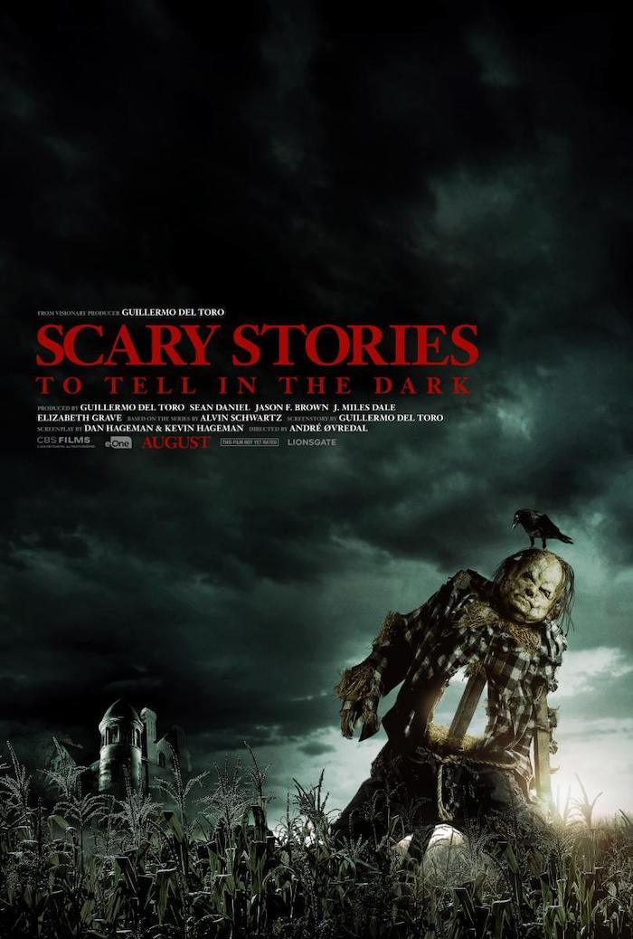 Marco Beltrami y Anna Drubich para Scary Stories to Tell in the Dark