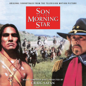 Carátula BSO Son of the Morning Star - Craig Safan