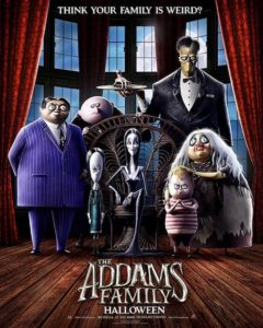 Póster The Addams Family