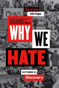 Póster Why We Hate