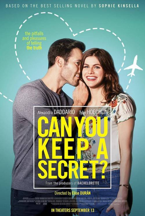 Jeff Cardoni para la comedia romántica Can You Keep a Secret?