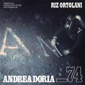 Carátula BSO Andrea Doria -74 - Riz Ortolani