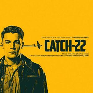 Carátula BSO Catch-22 - Harry Gregson-WilliamsyRupert Gregson-Williams