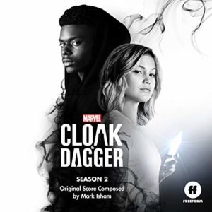 Carátula BSO Cloak & Dagger: Season 2 - Mark Isham