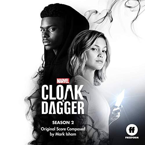 Hollywood Records edita la banda sonora Cloak & Dagger: Season 2
