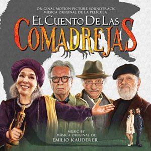 Carátula BSO El Cuento de las Comadrejas - Emilio Kauderer
