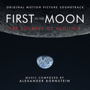 Carátula BSO First to the Moon: The Journey of Apollo 8 - Alexander Bornstein