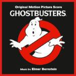 Carátula BSO Ghostbusters - Elmer Bernstein