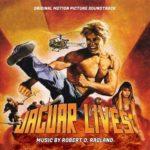 Carátula BSO Jaguar Lives! - Robert O. Ragland
