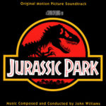 Carátula BSO Jurassic Park - John Williams