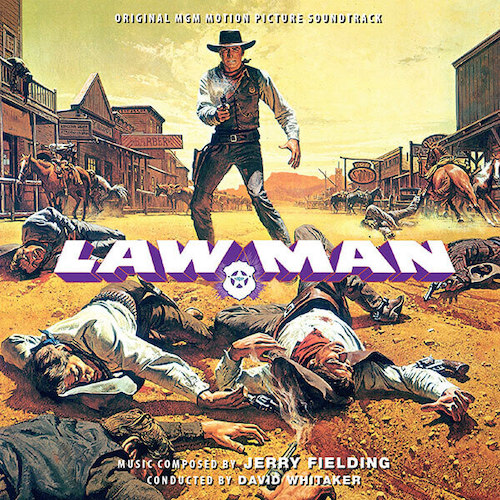 Intrada reedita Lawman de Jerry Fielding