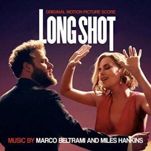 Carátula BSO Long Shot - Marco Beltrami y Miles Hankins