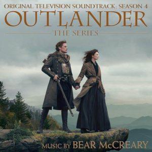 Carátula BSO Outlander: Season 4 - Bear McCreary