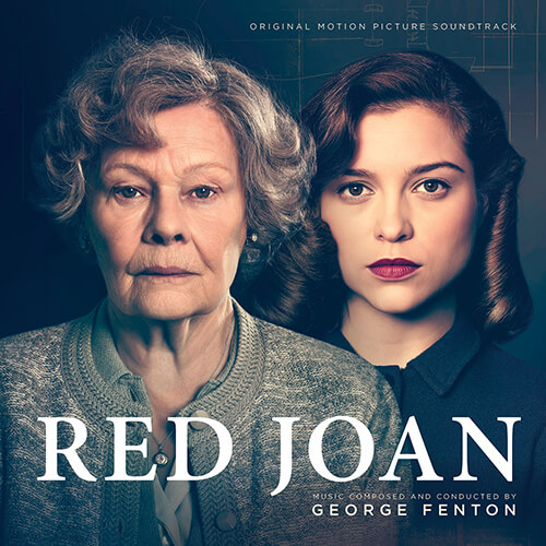 Red Joan de George Fenton en CD, MovieScore y Quartet