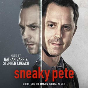 Carátula BSO Sneaky Pete - Nathan Barr y Stephen Lukach