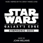 Carátula BSO Star Wars: Galaxy's Edge - John Williams