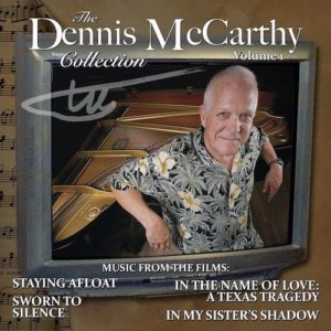 Carátula BSO The Dennis McCarthy Collection, Vol. 1