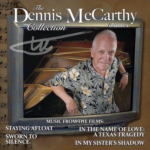 Dragon's Domain Records edita The Dennis McCarthy Collection, Vol. 1