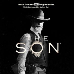 Carátula BSO The Son - Nathan Barr