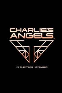 Póster Charlie's Angels