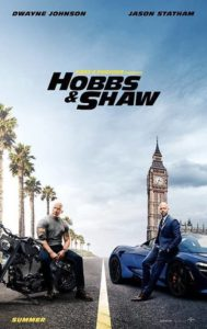 Póster Fast & Furious: Hobbs & Shaw