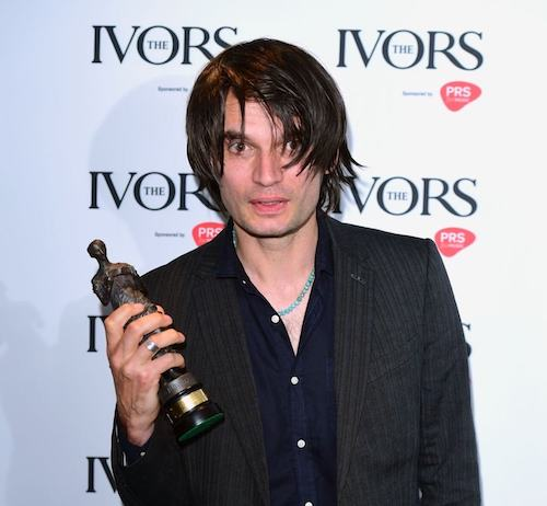 Jonny Greenwood ganó el Ivor Novello por Phantom Thread