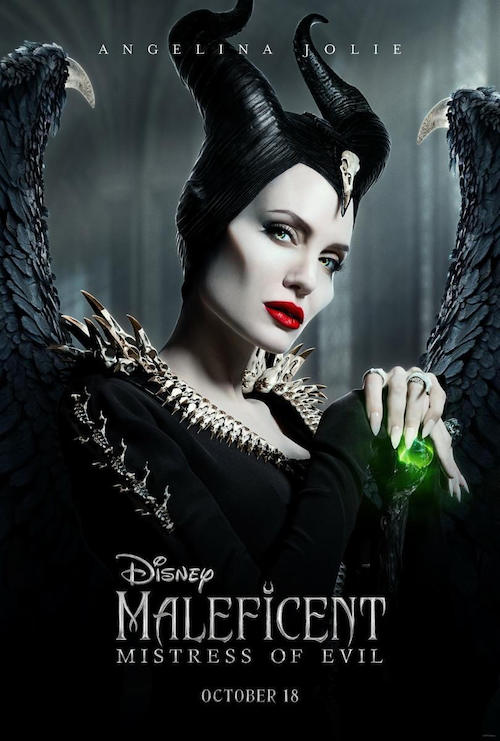 Geoff Zanelli para la secuela Maleficent: Mistress of Evil