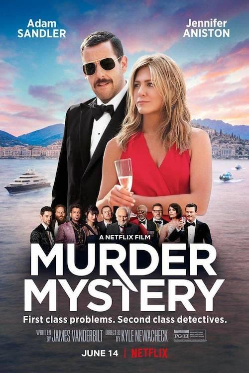 Rupert Gregson-Williams para la comedia de acción Murder Mystery