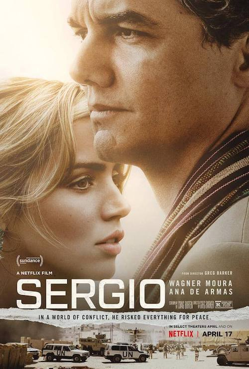 Fernando Velázquez para el drama biográfico Sergio