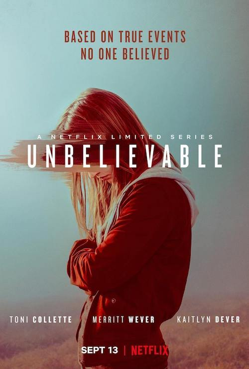 Will Bates para la miniserie Unbelievable
