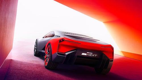 Así sonará al acelerar el BMW Vision M Next por Hans Zimmer